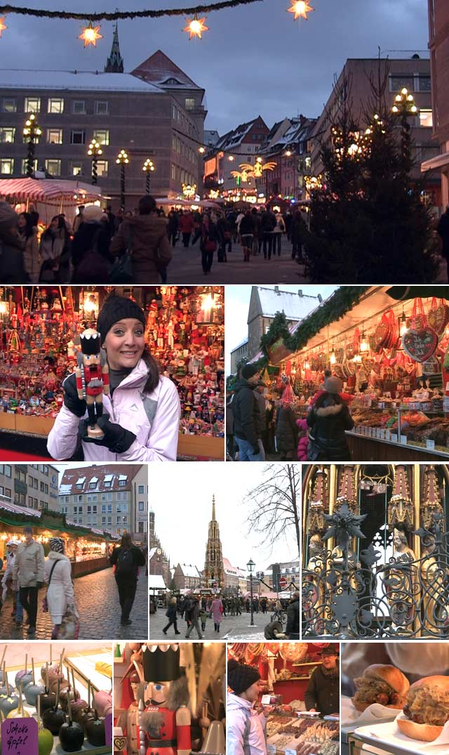 Top Billing visits the German Christmas markets